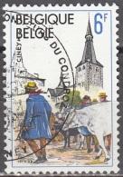 Belgique 1979 COB 1950 O Cote (2016) 0.30 Euro Ciney Cachet Rond - Used Stamps