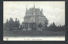+++ CPA - HOVE - Château Hoveberg - Kasteel - G.Hermans   // - Hove
