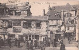 QUIMPER   ( 29 ) La Place Au Beurre - Quimper