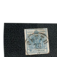 Austria1850:Michel5X Used - Gebraucht