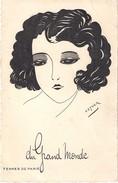 ESTHER  -  FEMMES DE PARIS DU GRAND MONDE - Autres Illustrateurs