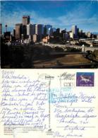 Calgary, Alberta, Canada Postcard Posted 1991 Stamp - Calgary