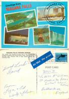Niagara Falls, Ontario, Canada Postcard Posted 1988 Stamp - Niagara Falls