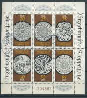 BL6-277 DDR, EAST GERMANY KLB MI 3215-3220. USED, OBLTERE, GEBRUIKT. - [6] Oost-Duitsland