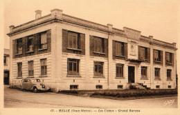 C0911 - MELLE - 79 - Les Usines - Grand Bureau - Melle
