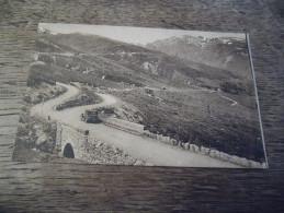 CPA Route Du Col De Puymorens - Embranchement De La Route D'Andorre - N°6 - Voiture Ancienne - Autres Communes