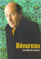 """Carte Postale édition """"Dix Et Demi Quinze"""" - Bénureau Au Café De La Gare - Entertainers"""