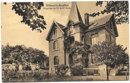 Villers-le-Bouillet NA1: Propriété De M. Le Dr Jonet 1936 - Villers-le-Bouillet