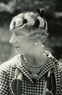 France La Mode Aux Courses Dame Elegante French Fashion Ancienne Photo 1920' - Photographs