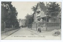 2365 - Meudon Val Fleury 111 Avenue Louvois à La Rue De Baudreuil WW1 Vigouroux 2ème Groupe Aviation Laboratoire Essais - Meudon