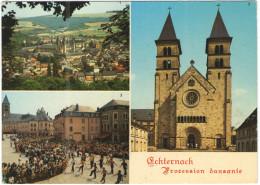 LUSSEMBURGO - LUXEMBOURG - 1979 - 5F Meyer + Flamme Echternach Pour Vos Vacances - Echternach Procession Dansante - M... - Echternach