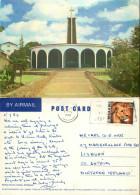 Kariba Church, Zimbabwe Postcard Posted 1983 Stamp - Zimbabwe