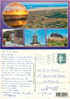 Fano, Denmark Postcard Posted 2002 Stamp - Danemark