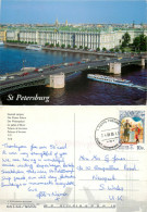 St Petersburg, Russia Postcard Posted 2005 Stamp - Russie