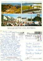 Ballycastle, Northern Ireland Postcard Posted 2006 Stamp - Irlande Du Nord