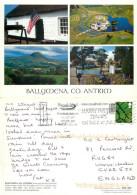 Ballymena, Northern Ireland Postcard Posted 2007 Stamp - Irlande Du Nord