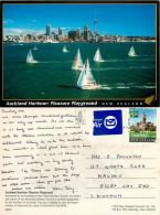 Auckland, New Zealand Postcard Posted 2006 Stamp - Nueva Zelanda