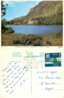 Kylemore Abbey,  Connemara,  Co Galway, Ireland Postcard Posted 1965 Stamp - Galway