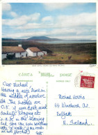 Achill Sound,  Co Mayo, Ireland Postcard Posted 1969 Stamp