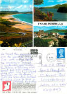 Fanad Peninsula, Ireland Postcard Posted 1999 Stamp - Donegal