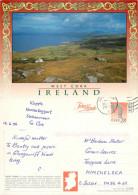 West Cork, Ireland Postcard Posted 1996 Stamp - Cork