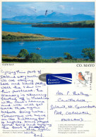 Clew Bay,  Co Mayo, Ireland Postcard Posted 2000s Stamp
