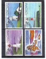 BIN650  FÄRÖER INSELN  1985  Michl 121/24   Used / Gestempelt - Färöer Inseln