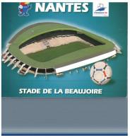 (ORL 789) France - Nantes Stadium - France 98 Football - Stades