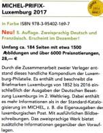 MICHEL/PRIFIX Luxemburg Briefmarken Katalog 2017 Neu 28€ Spezial: ATM MH Dienst Porto Besetzungen In Deutsch/franzö - Bücher, Zeitschriften, Comics