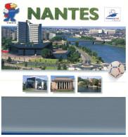 (ORL 789) France - Nantes City Of France 98 Football World Cup - Football