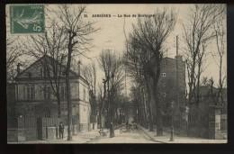 Asnieres La Rue De Bretagne - Asnieres Sur Seine