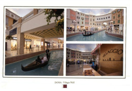 (219) Qatar - Doha Villagio Shopping Mall (with Venitian Gondola Canal Network) - Qatar