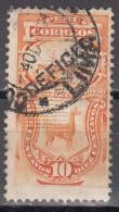 PERU   SCOTT NO  J3   USED   YEAR  1874 - Peru