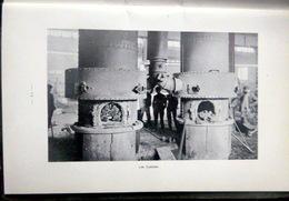21 LACANCHE USINES DE FONDERIE  PLAQUETTE MONOGRAPHIE ET HISTOIRE DE LA SOCIETE - Livres