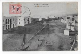 MAROC  -  CPA  De  RABAT  -  Boulevard  El .  Allou - Rabat