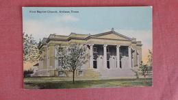 Texas > Abilene Baptist Church ====  Ref 2383 - Abilene