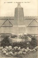Caudry-monument Aux Morts Du Star Club -1914-1918-cpa - Caudry