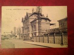93 St SAINT OUEN La Gare - Saint Ouen