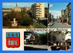 CP31 60 VILLEFRANCHE SUR SAONE 143 - Villefranche-sur-Saone