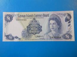 Cayman Islands Iles Cayman 1 Dollar 1974 P5b UNC - Autres - Amérique