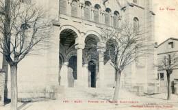 Tarn - Albi - Porche De L'Eglise Saint Joseph - Albi