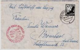 """1936, """" Leipziger-Messe """" Fahrt , #6527 - Deutschland"""