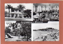 ANTIBES  LE LOGIS DE LA BRAGUE  RN 7 ........ REST .. .... - Antibes