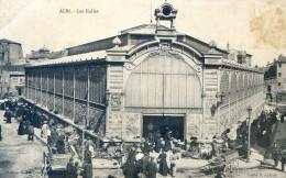 Tarn - Albi -  Les Halles - Albi