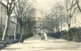 Tarn - Albi -  Grande Allée De L'Hopital - Albi