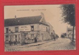 Saint Soupplets  -- Hôtel Du Cheval Rouge - Autres Communes