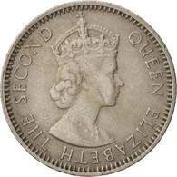 MALAYA & BRITISH BORNEO, 10 Cents, 1958, TTB, Copper-nickel, KM:2 - Malaysie