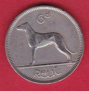 Irlande - 6 Pence 1946 - Ireland