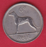 Irlande - 6 Pence 1946 - Irlande