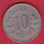 Islande - 10 Kr 1970 - Islande